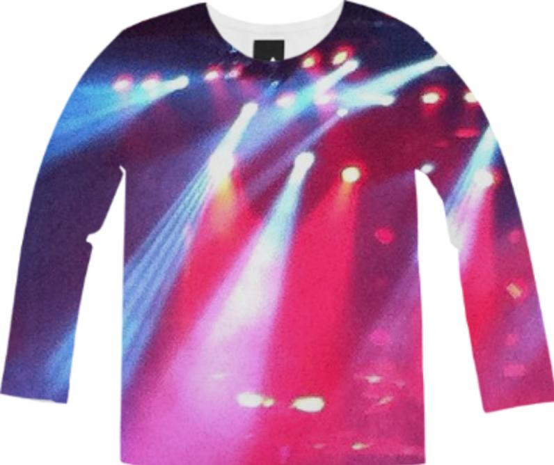 Demi Show Long Sleeve Tee