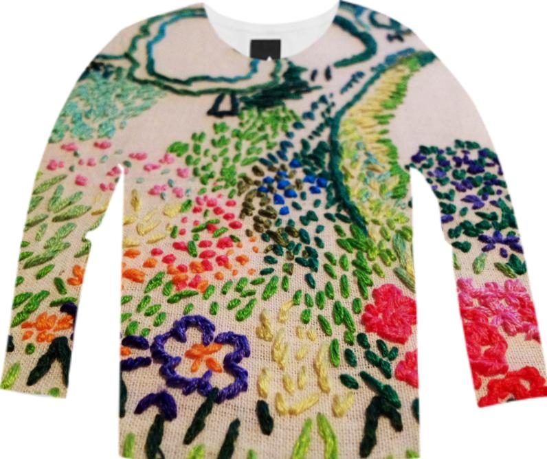 HANDMADE EMBROIDERY IN THE DIGITAL WORLD