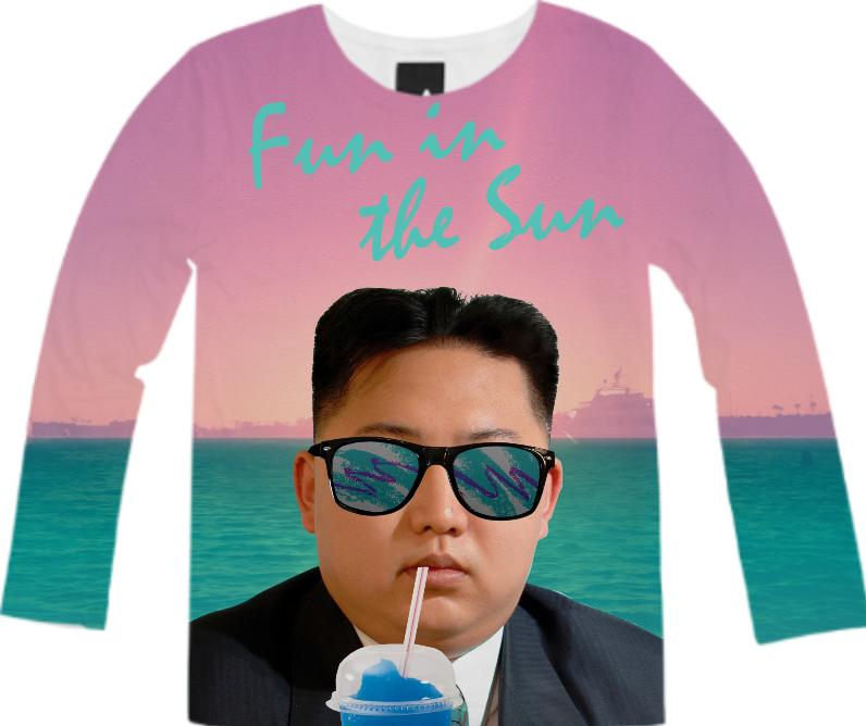 Kim Jong Fun Long Sleeve