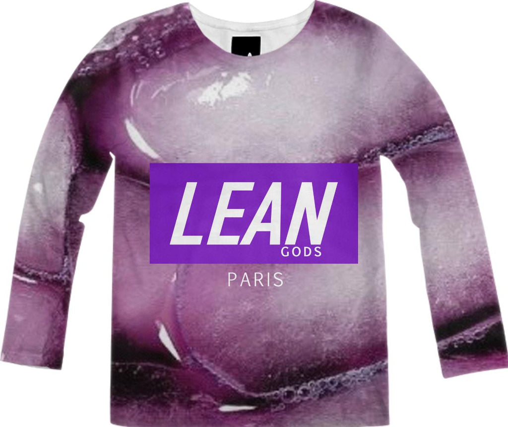 PURPLE ICE LONG SLEEVE