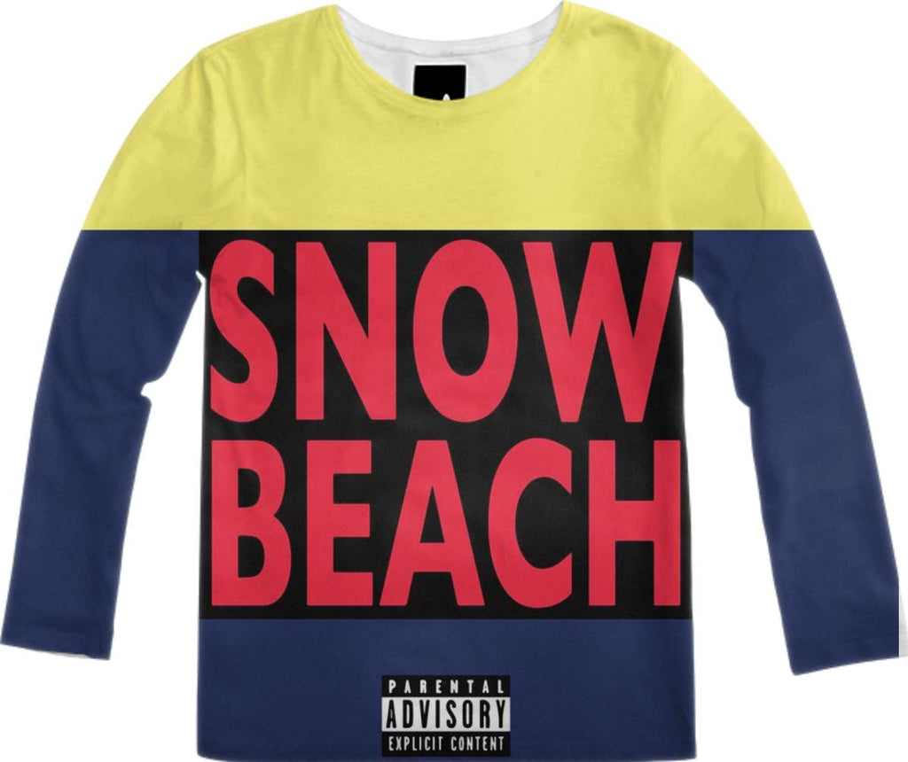 SNOWBEACH 2016 Sweatshirt