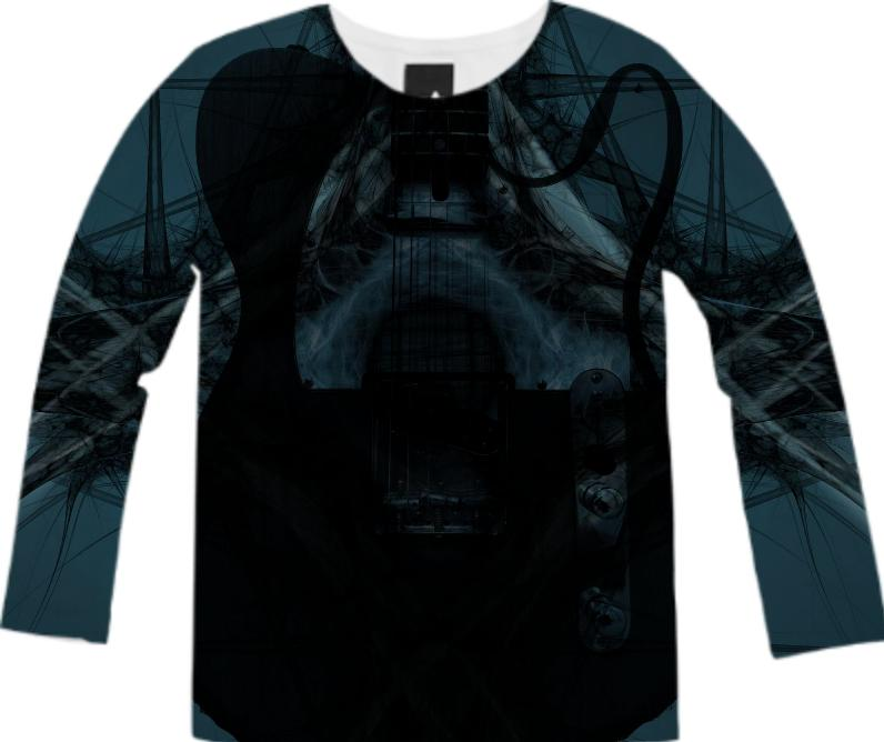 Superconductor Long Sleeve Tee