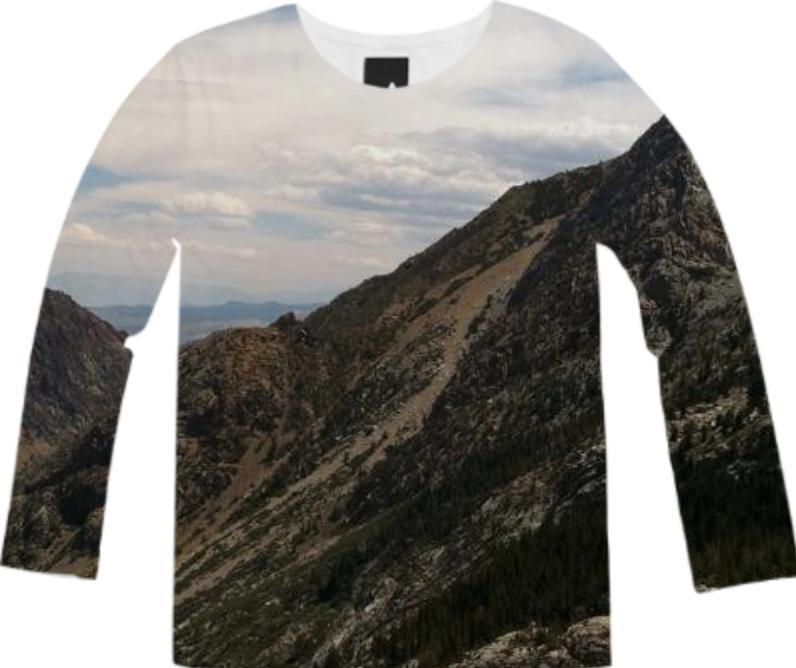 Tioga Pass Long Sleeve Tee
