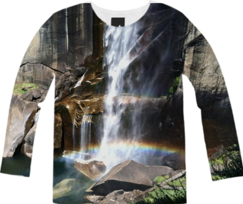 Vernal Falls Long Sleeve Tee