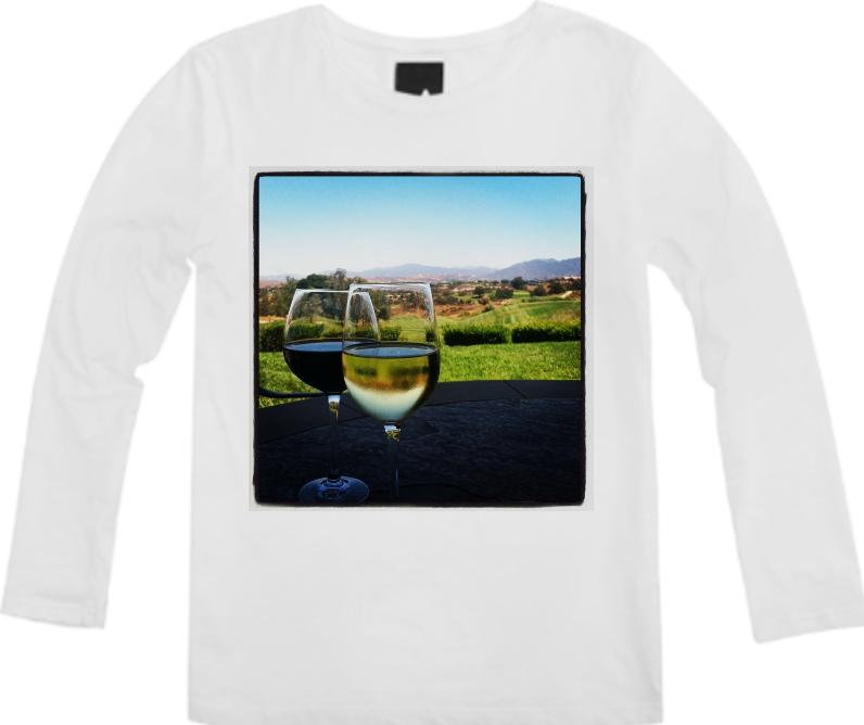 Vino Long Sleeve Tee