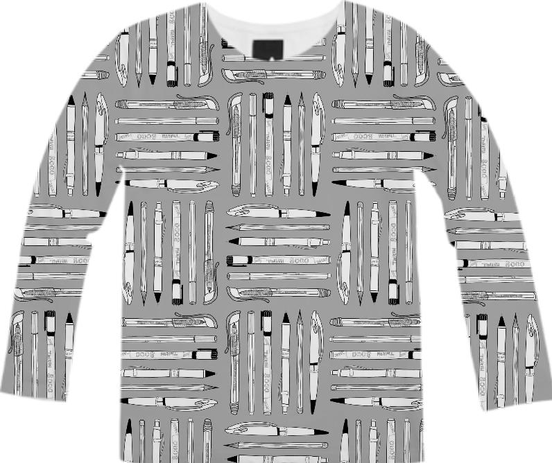 Weapons Of Mass Creation Long Sleeve Shirt