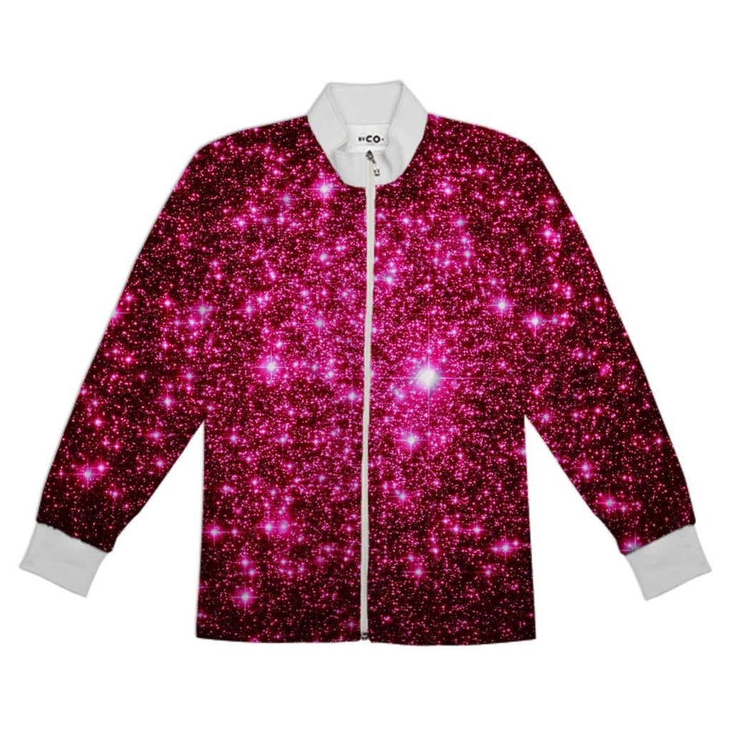 Hot Pink Astral Glitter