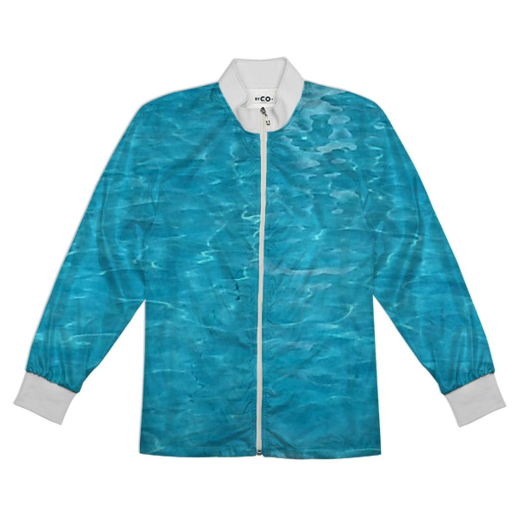 water water tracksuit jacket