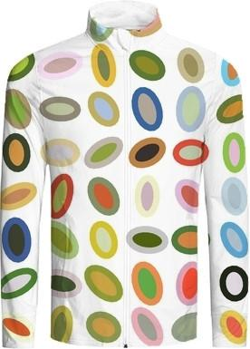 Colorful Ovals