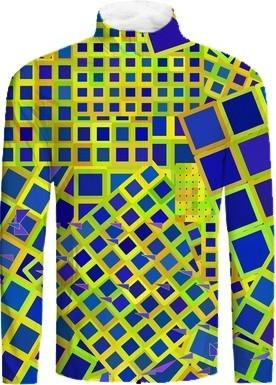 Funky Geometric Abstract