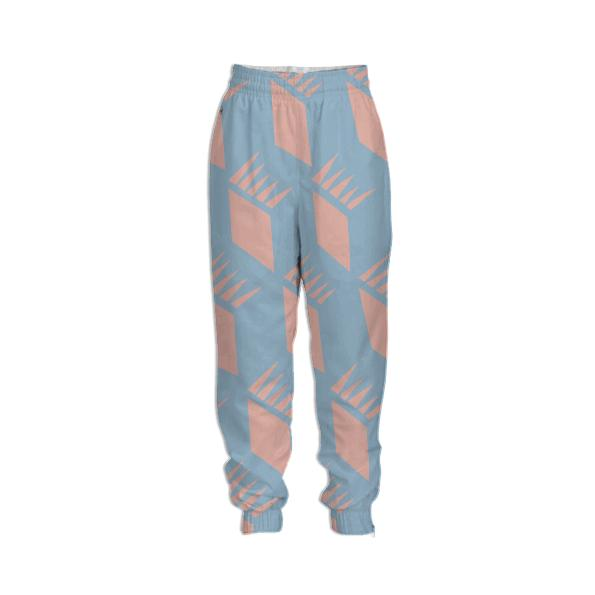 PAOM, Print All Over Me, digital print, design, fashion, style, collaboration, marina-esmeraldo, marina esmeraldo, Tracksuit Pant, Tracksuit-Pant, TracksuitPant, tracksuitpant, autumn winter spring summer, unisex, Nylon, Bottoms
