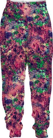 DigiFlora Tracksuit Pants