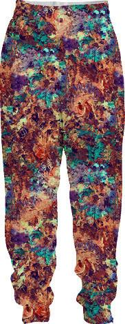DigiFlora Alternate Colorway Tracksuit Pant