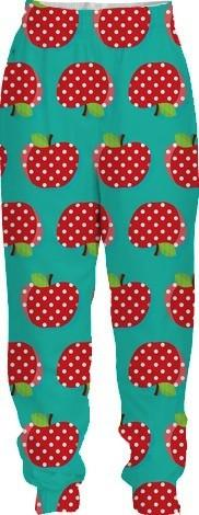 Polka Dot Apples 2