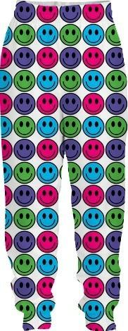 Super cute colorful Smiley Faces
