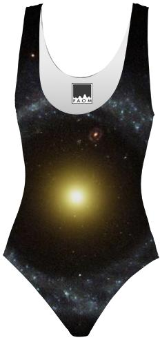 Galaxy Circle Swimsuit