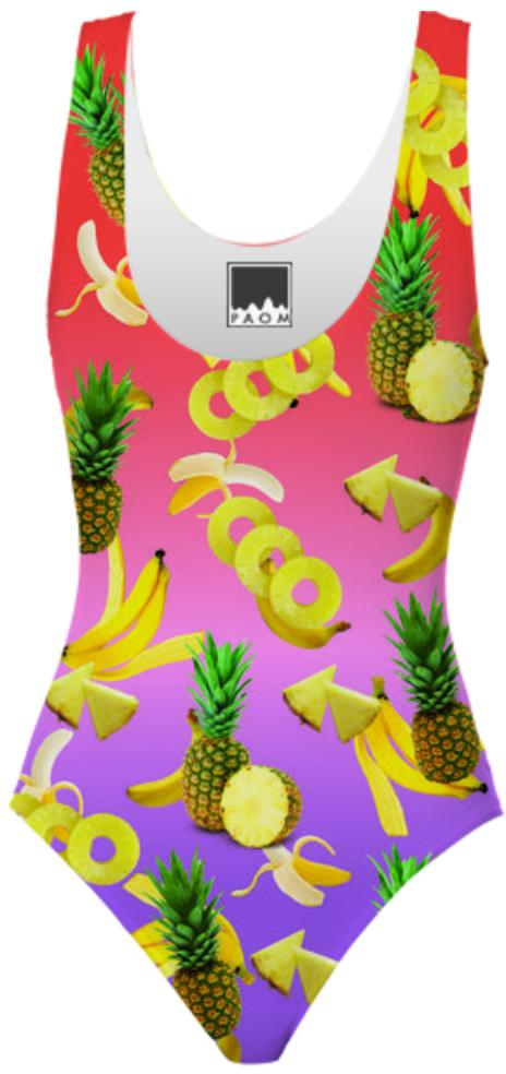 Tropical Swimsuit