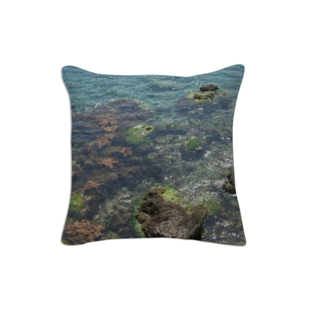 Adriatic Sea Pillow