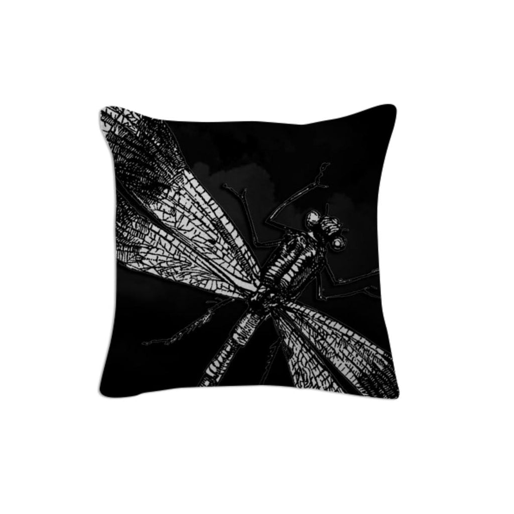Dragonfly II Pillow 3