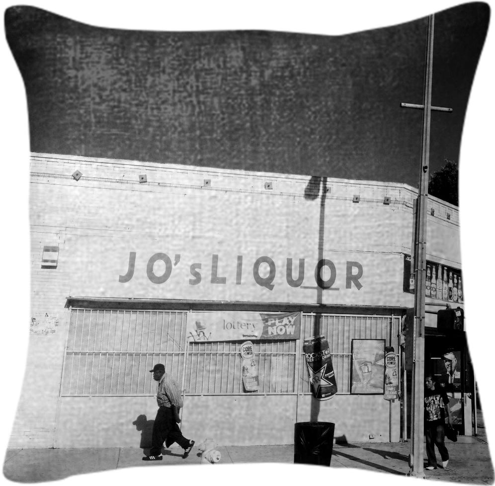 jo s liquor pillow