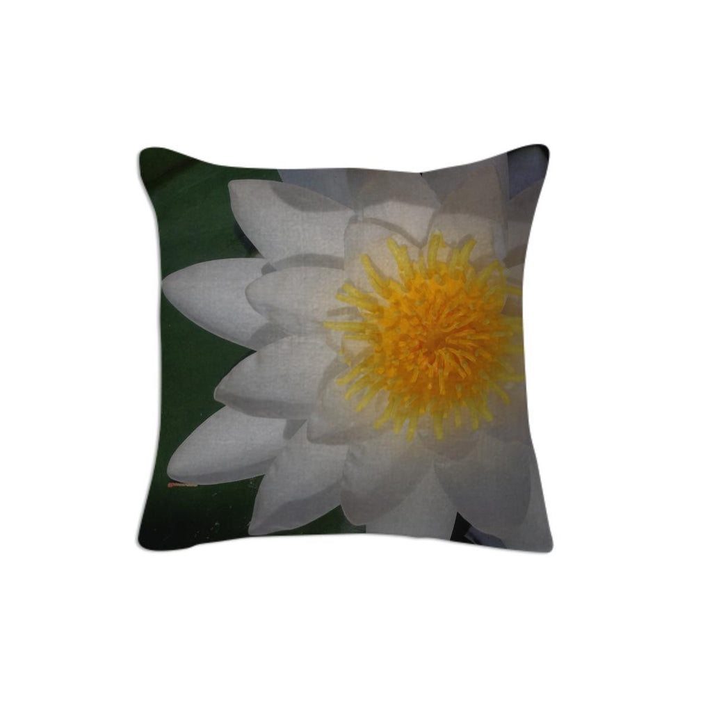 Lotus Glow color pillow