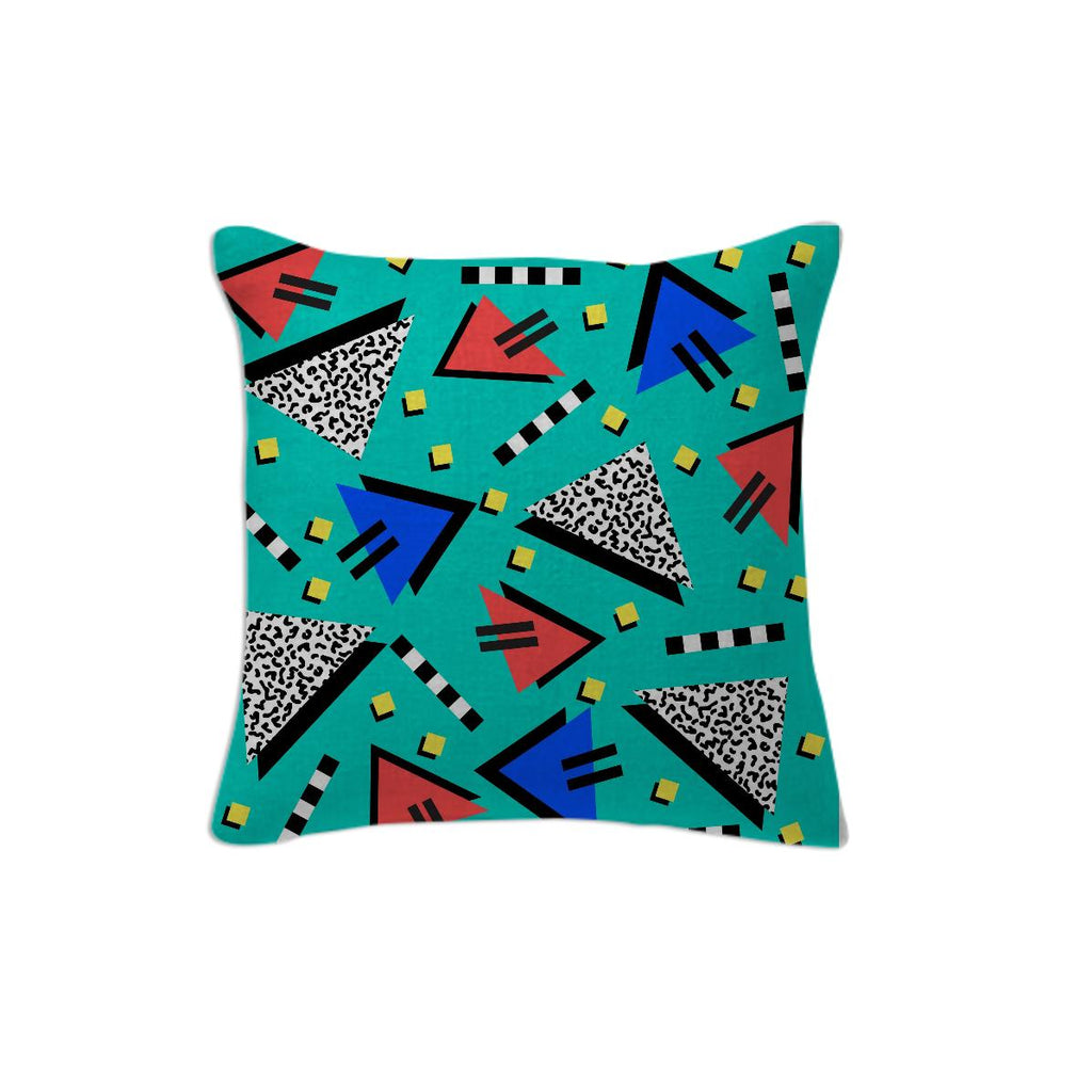 PAOM, Print All Over Me, digital print, design, fashion, style, collaboration, camille-walala, camille walala, Pillow, Pillow, Pillow, autumn winter spring summer, unisex, Poly, Home