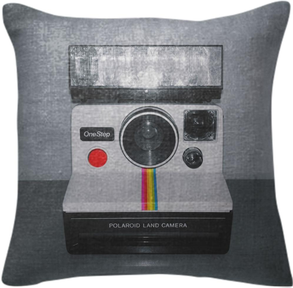 Polaroid Pillow