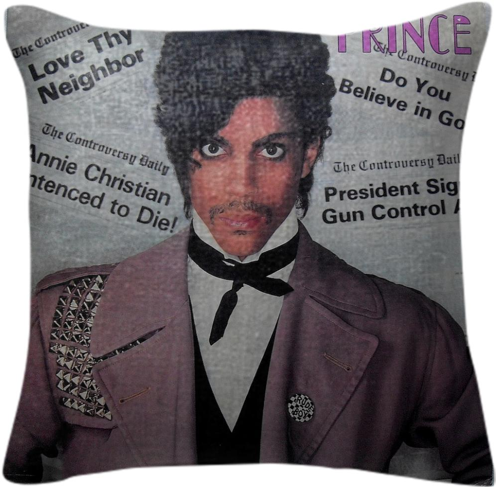 Prince Controversy Pillow