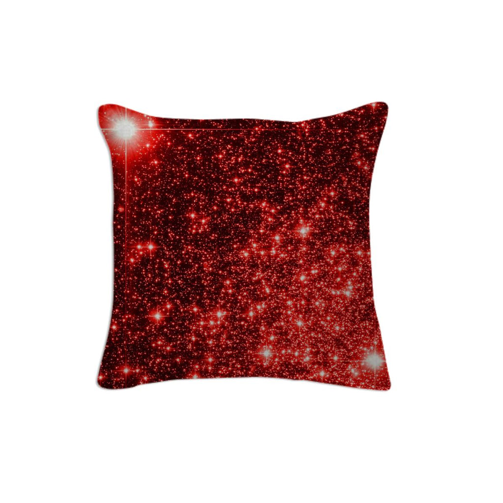 Ruby Red Astral Glitter