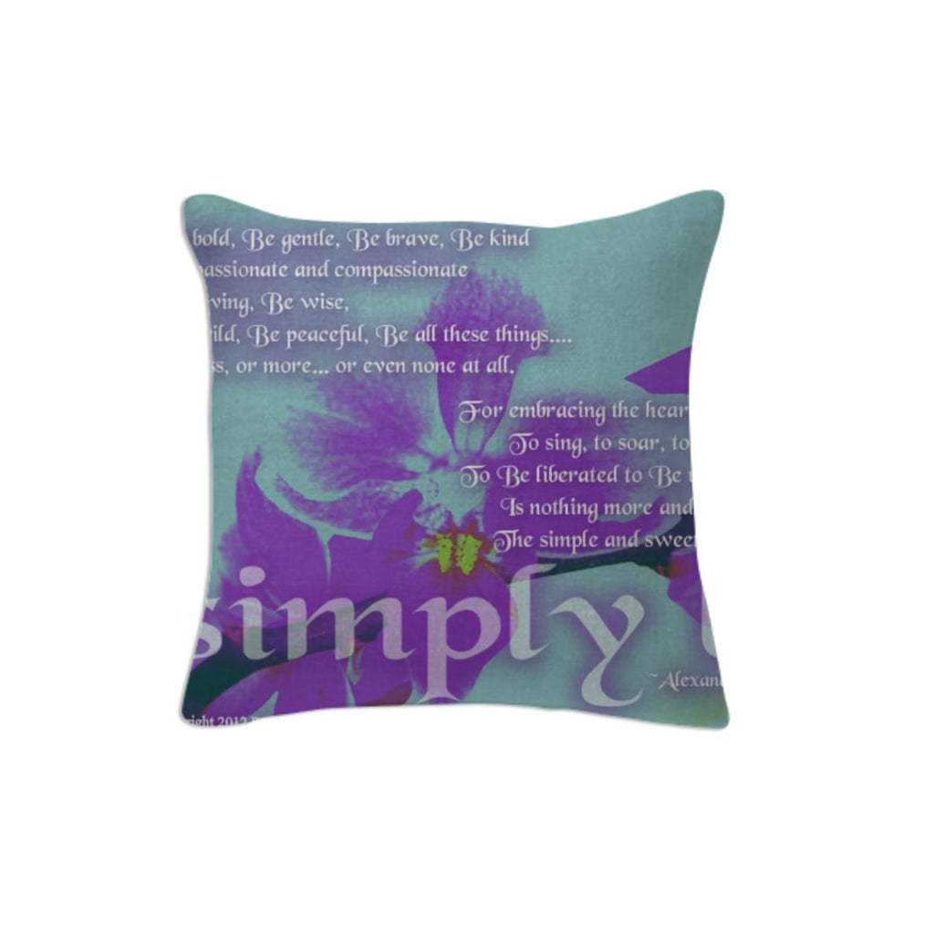 Simply Be Pillow