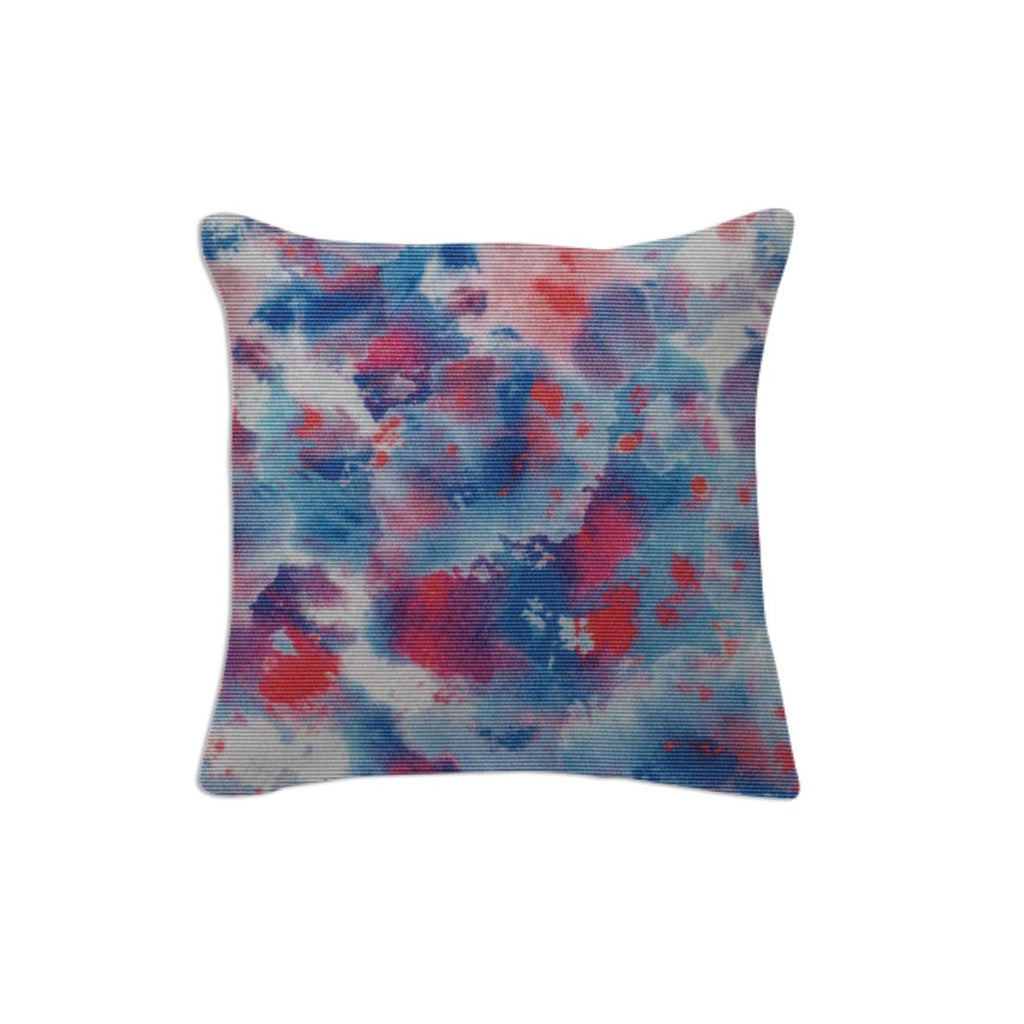 Splatter spring 15 pillow