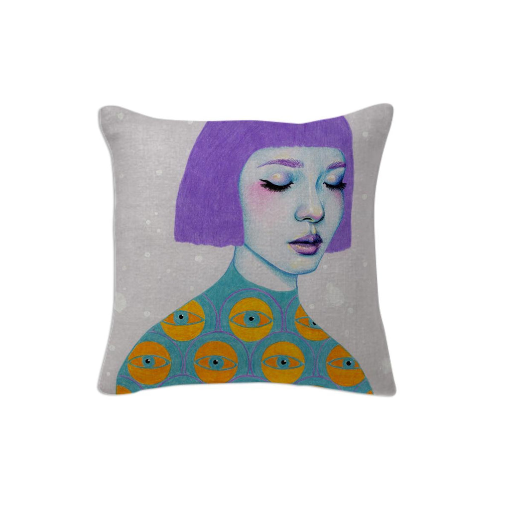 The Observer pillow