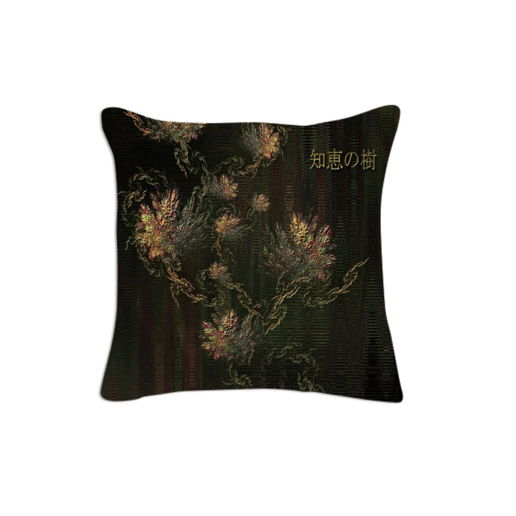 Tree of knowledge in bloom PILLOW