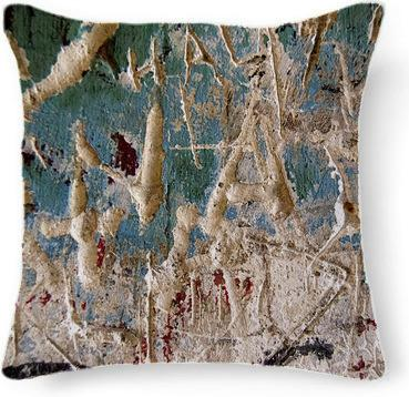 Carved Texture Pillow