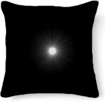 helsch c Lines Pillow