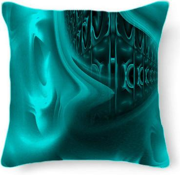 Uncovering memories pillow
