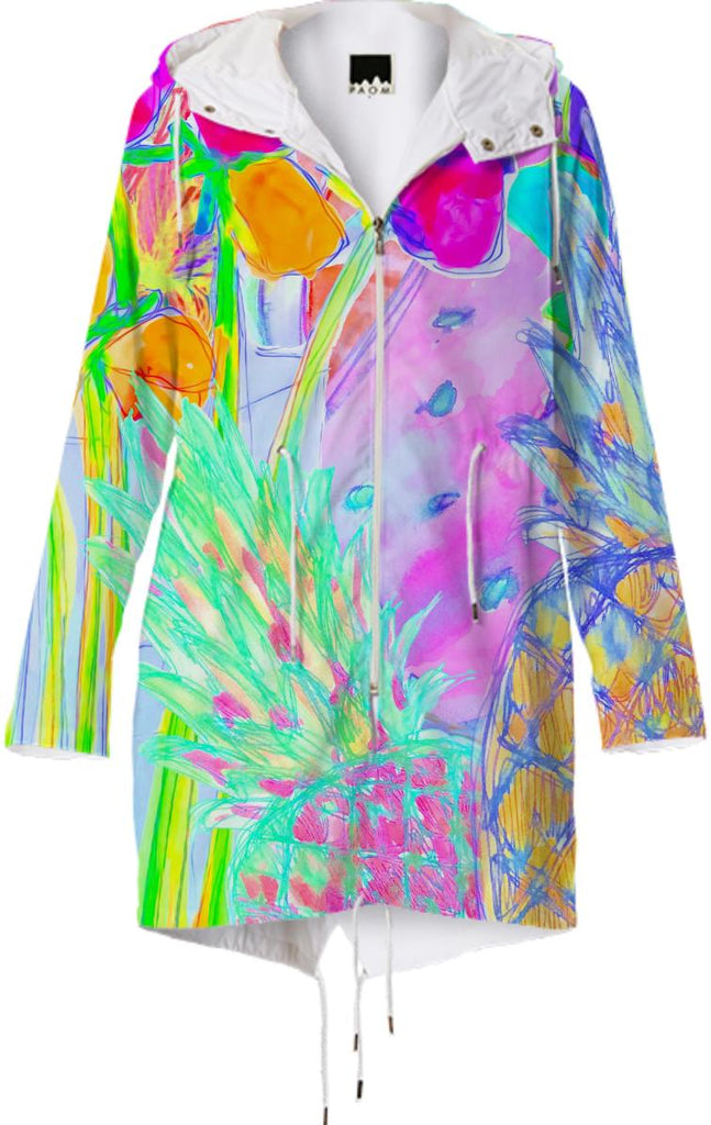 BRIGHT AND FANCY RAINCOAT