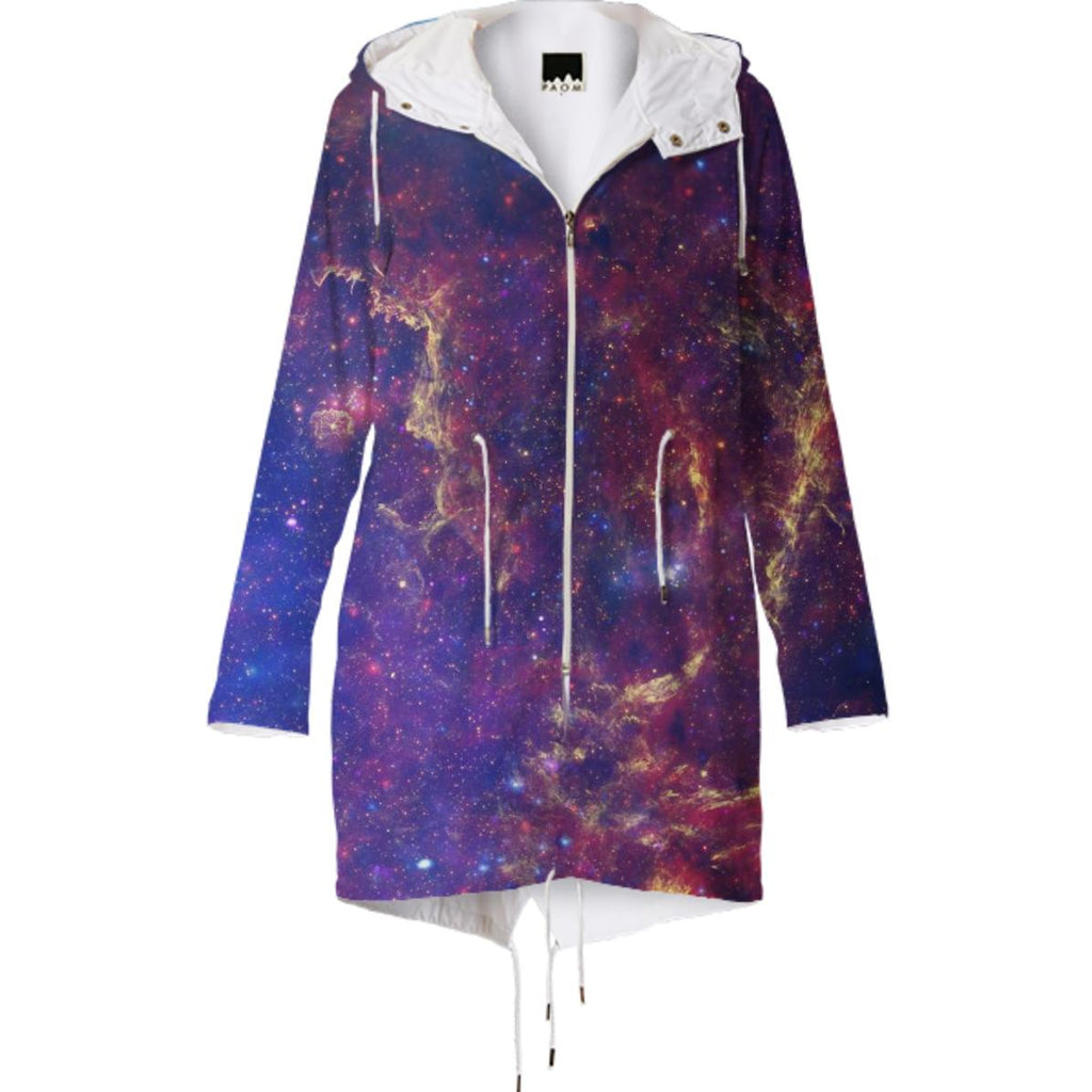 Galaxy Center Raincoat