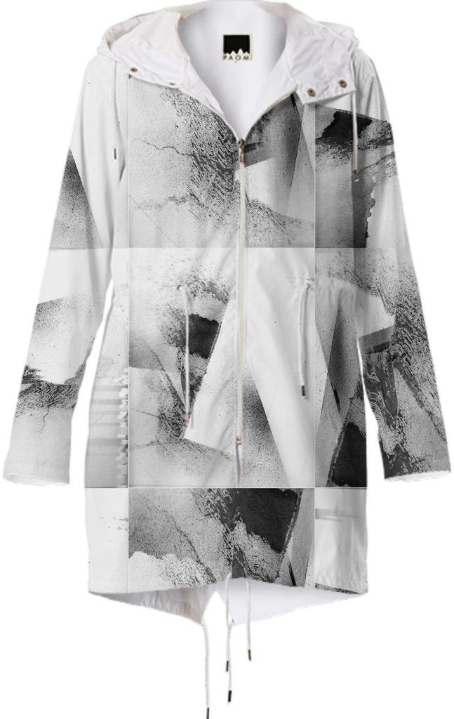 PAOM, Print All Over Me, digital print, design, fashion, style, collaboration, emily-hadden, emily hadden, Raincoat, Raincoat, Raincoat, spring summer, unisex, Poly, Outerwear