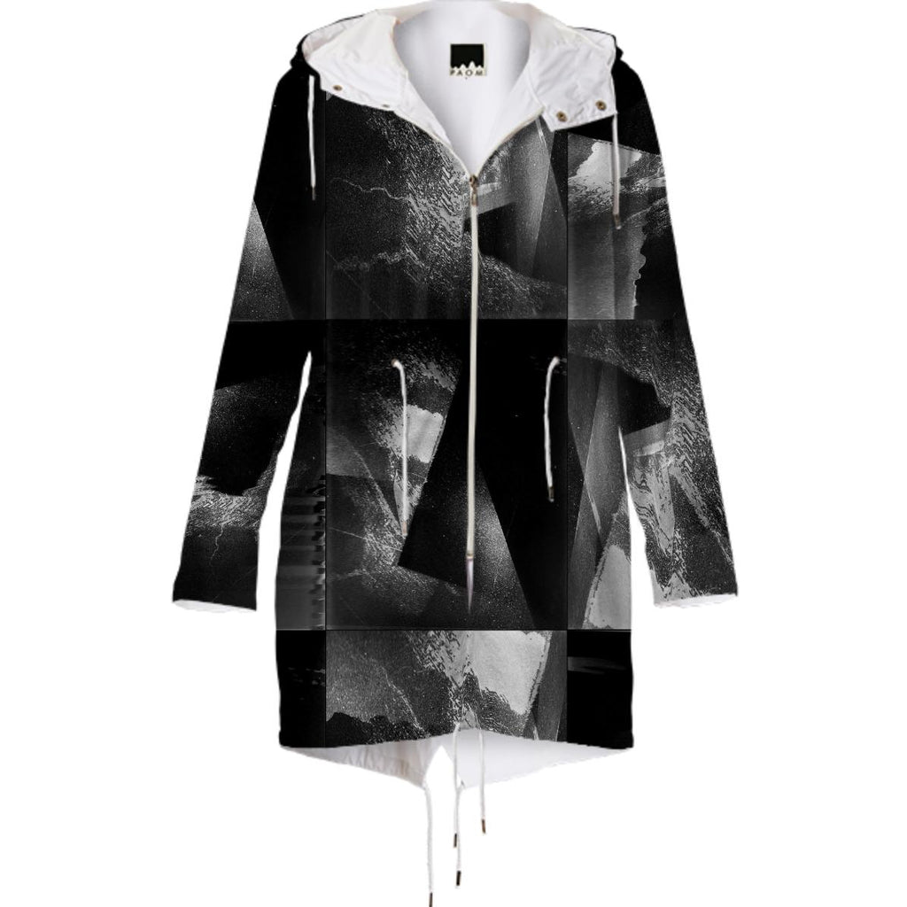 PAOM, Print All Over Me, digital print, design, fashion, style, collaboration, emily-hadden, emily hadden, Raincoat, Raincoat, Raincoat, Over, spring summer, unisex, Poly, Outerwear