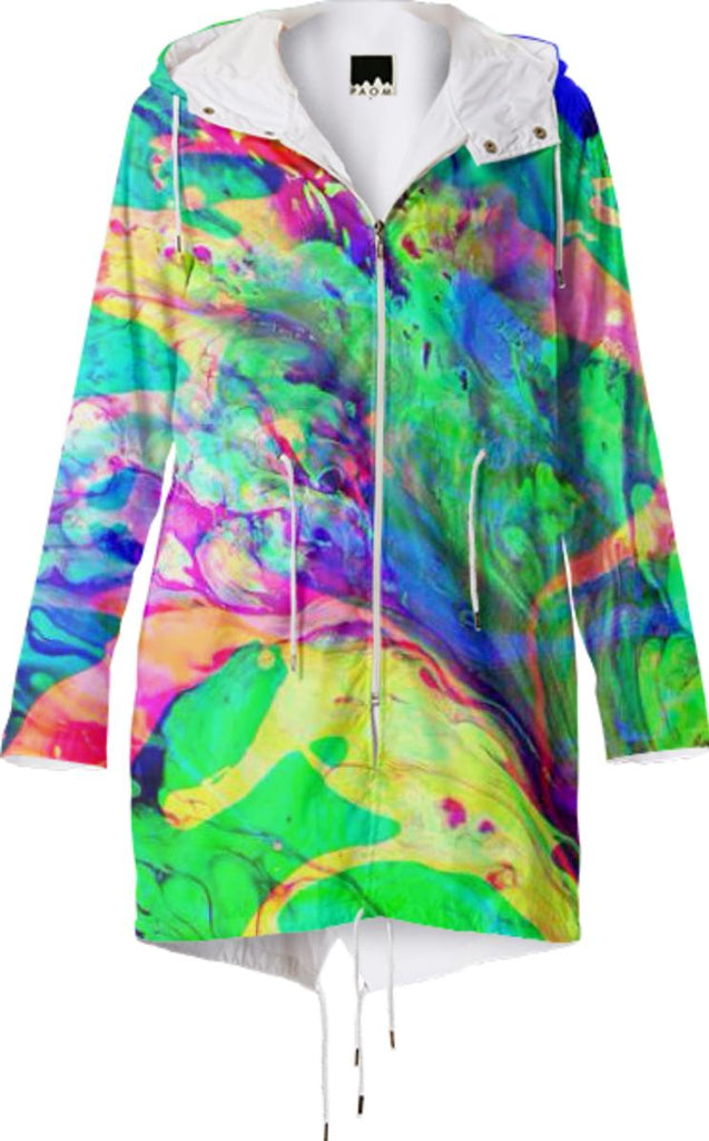 Pure Liquid Raincoat
