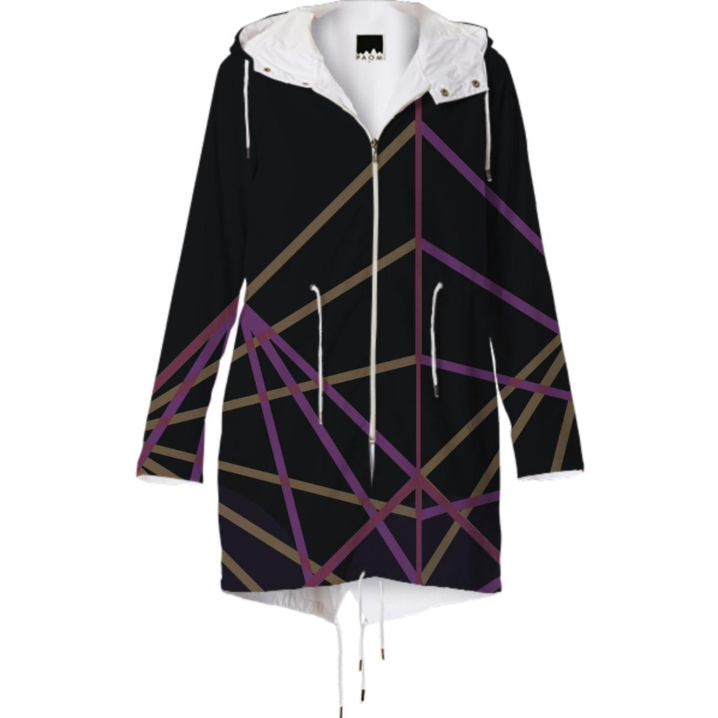 Zazou Stripes Raincoat 1