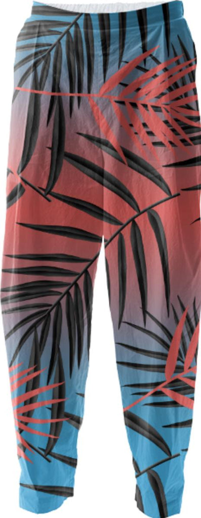 Sunset Palm Pant
