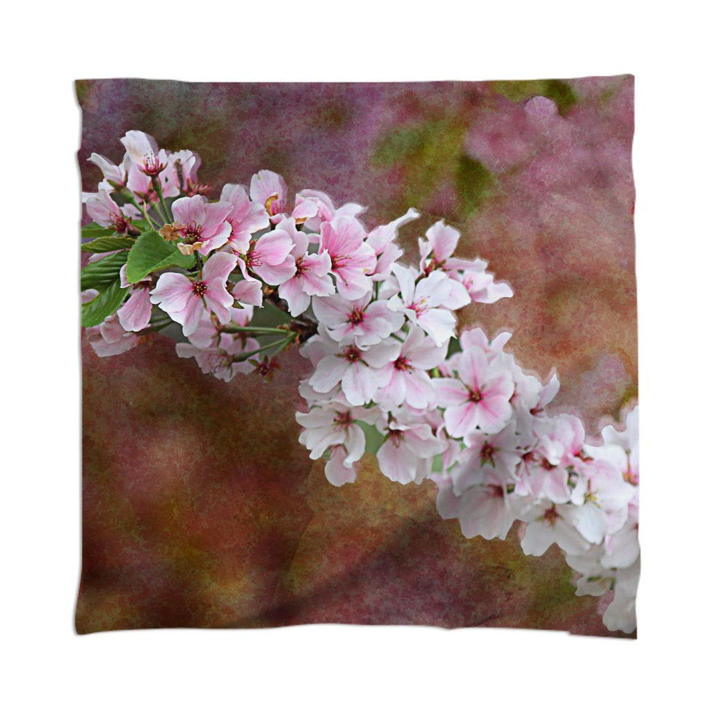 Cherry Blossom Branch Scarf