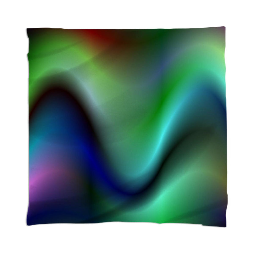 Colorful electric waves