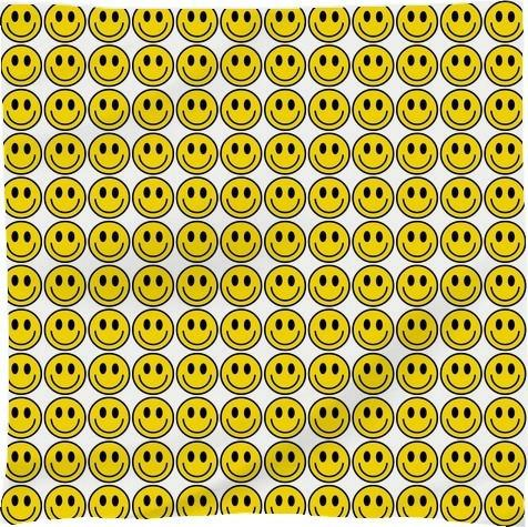 Classic Yellow Smiley Face