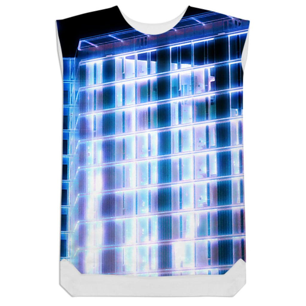 Luminescent Shift Dress