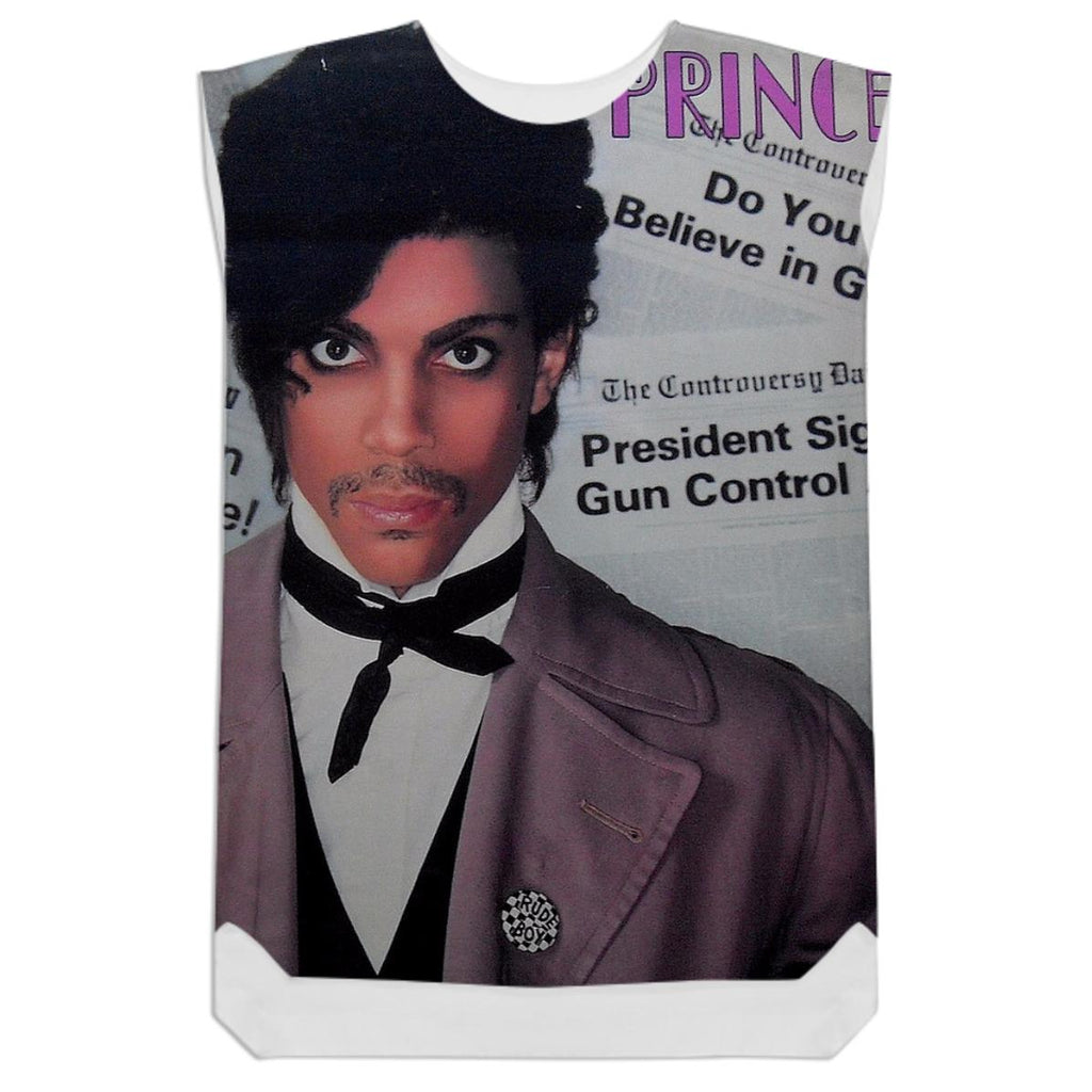 Prince Controversy Shift Dress 1