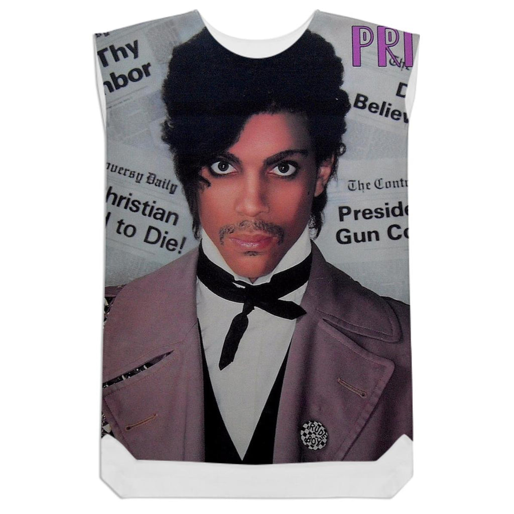 Prince Controversy Shift Dress 2