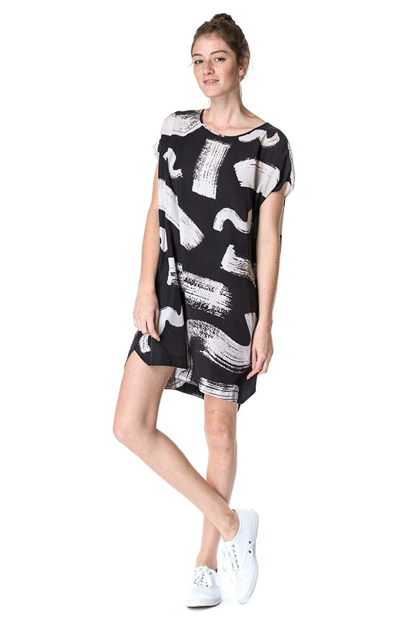 Out There Shift Dress
